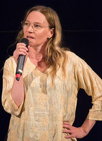 Annika Hallin - Hallin in 2015.