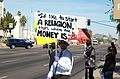 Anonymous protests Scientology in Phoenix on February 10th 2.jpg
