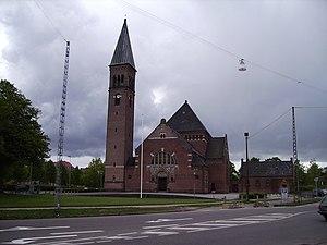Niels Jacobsen - Ansgars Church