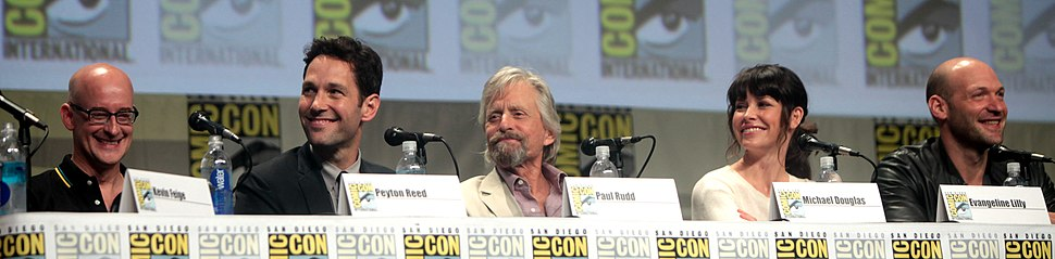 Ant-Man SDCC 2014 panel (cropped)