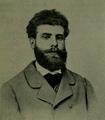 Antero de Quental em 1864, in 'Figuras do Passado' por Pedro Eurico (1915).png