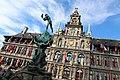 Antwerpen - Stadhuis & Brabofontein (2).jpg