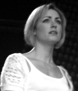 Aoife Mulholland - Mulholland in 2007