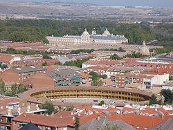 Aranjuez PalacioReal PlazaToros.jpg