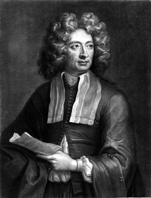 "Hugh Howard - An engraving based on Howards ""masterpiece"" of Arcangelo Corelli."