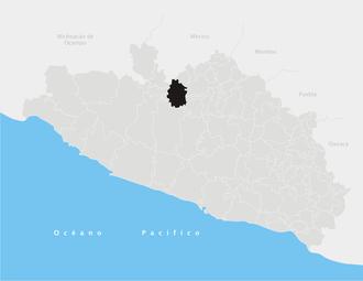 Arcelia (municipality) - Image: Arcelia