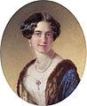 Archduchess Marie Karoline of Austria (1825-1915), by Robert Theer (1808-1863).jpg