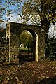 Arched entrance to a cemetery, Nailsworth - geograph.org.uk - 1044041.jpg