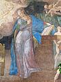 Arcispedale di santa maria nuova, portico restaurato, annunciazione di taddeo zuccari, 1560 ca. 07.JPG
