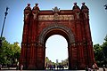 Arco de Triunfo de Barcelona - panoramio.jpg