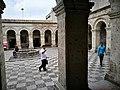 Arcs de l'església dels jesuïtes d'Arequipa.jpg