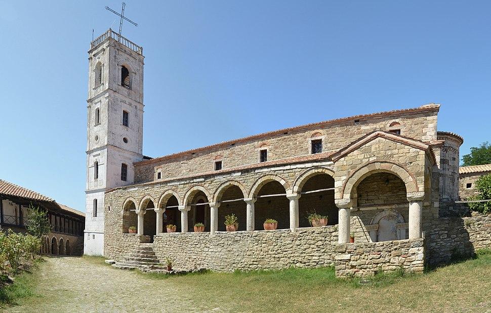 Ardenica Monastery (by Pudelek)