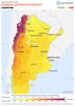 Argentina PVOUT Photovoltaic-power-potential-map lang-ES GlobalSolarAtlas World-Bank-Esmap-Solargis.png