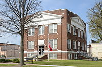 Arkansas County Courthouse-Northern District.JPG