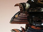 Armour of Kato clan - mask and helmet - right side.jpg