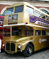 Arriva London Routemaster bus RM6 (VLT 6), LT Museum Model Bus day, 26 July 2008 (2).jpg