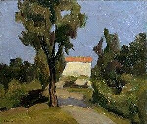 Dino Lanaro - Landscape, Fondazione Cariplo
