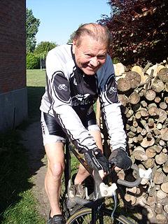Arthur Decabooter Belgian cyclist