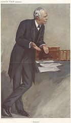Arthur Balfour Vanity Fair 27 January 1910