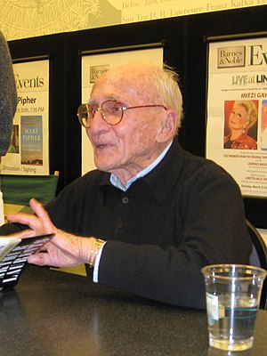 Arthur Laurents - Laurents in 2009