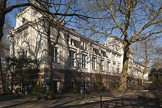 Ethnographic Museum Artis - The Ethnographisch Museum Artis was housed in the Volharding building at Artis.