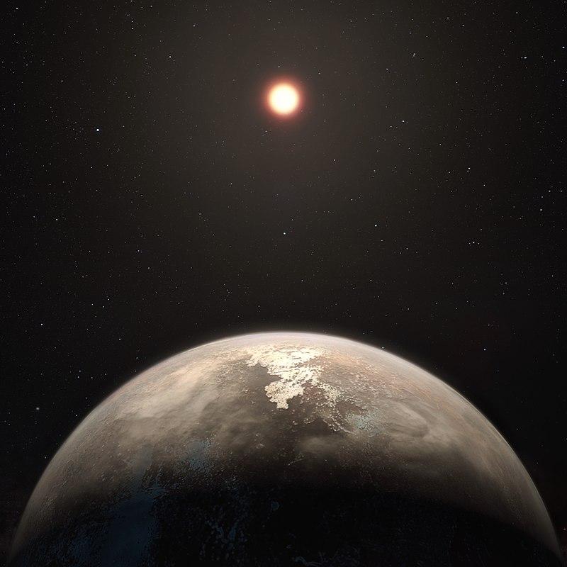 Ross 128b, Planet Terdekat di Luar Tata Surya