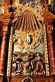 Ascension relief - Cathedral of Santiago de Compostela.JPG