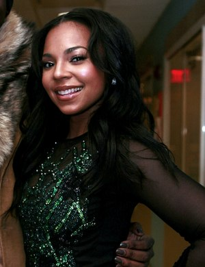 Ashanti (singer) - Ashanti in February 2012