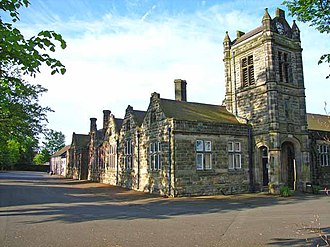 Ashby School - Image: Ashby School geograph.org.uk 184423