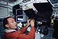 Astronaut James H. Newman (27411554163).jpg