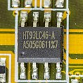 Asus P5PL2 - Holtek HT93LC46-5322.jpg