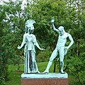 Athena and Marsyas Copenhagen.jpg