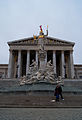 Atine statue and Austrian Parliament (8442177814).jpg