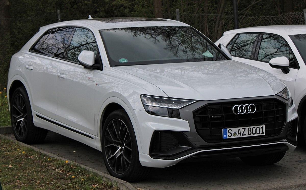 International Auto Show >> Audi Q8 – Wikipedia
