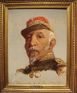Auguste Regnaud de Saint-Jean dAngély Marshal of France and politician