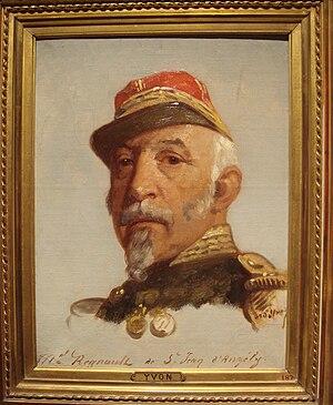 Auguste Regnaud de Saint-Jean d'Angély - Auguste Regnaud de Saint-Jean d'Angély (1794-1870), by Auguste Yvon (1817-1893).