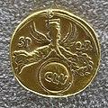 Augusto, aureo con vittoria alata e scudo.JPG