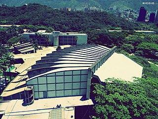 Aula Magna (Central University of Venezuela) University concert hall in Caracas, Venezuela