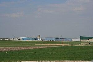 Aurora Municipal Airport - Image: Aurora Municipal Airport (Illinois) 2