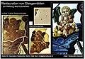 Ausschnitt über Restaurationsmassnahmen bei mittelalterlichen Glasmalereien.jpg