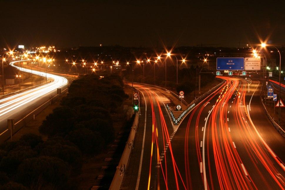 Autovía A-6 (Comunidad de Madrid) 01