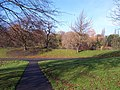 Autumn scene in Prince's Park - geograph.org.uk - 2167987.jpg