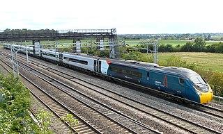 Avanti West Coast British train operating company