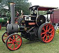 Aveling & Porter traction engine 'Dougal' (15287173929).jpg