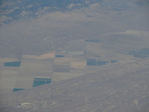 Avenal State Prison - Aerial photo of ASP, 2015