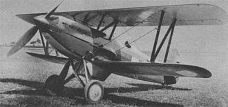 Avia B-534 - B-534.1, the first prototype of B-534