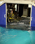 Aviation Marines, Sailors test water survival skills 141008-M-SR938-048.jpg