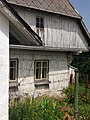 Böhmerwaldhaus in Chaluppy, Jihočeský kraj,.jpg