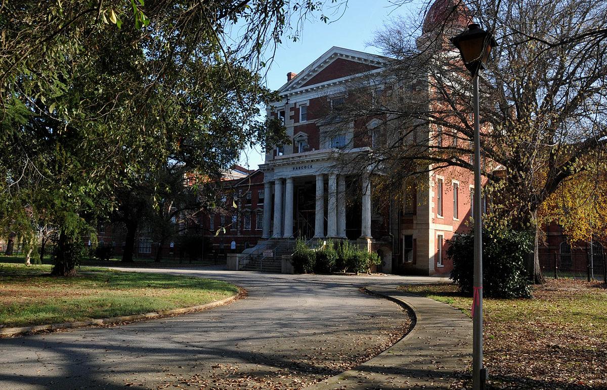 Babcock Building South Carolina State Hospital