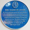 BBC Radio in Leeds Blue Plaque.jpg